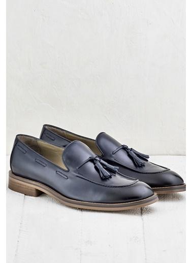 Elle Loafer Ayakkabı Lacivert